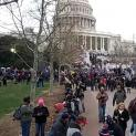 Manifestazione Washington DC 6 Gennaio 2021