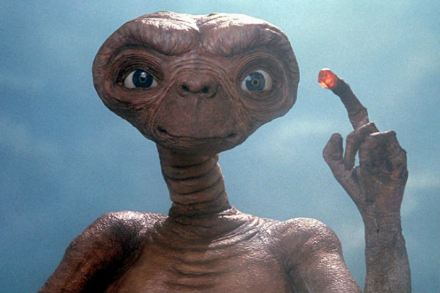 ET Gender Steven Spielberg