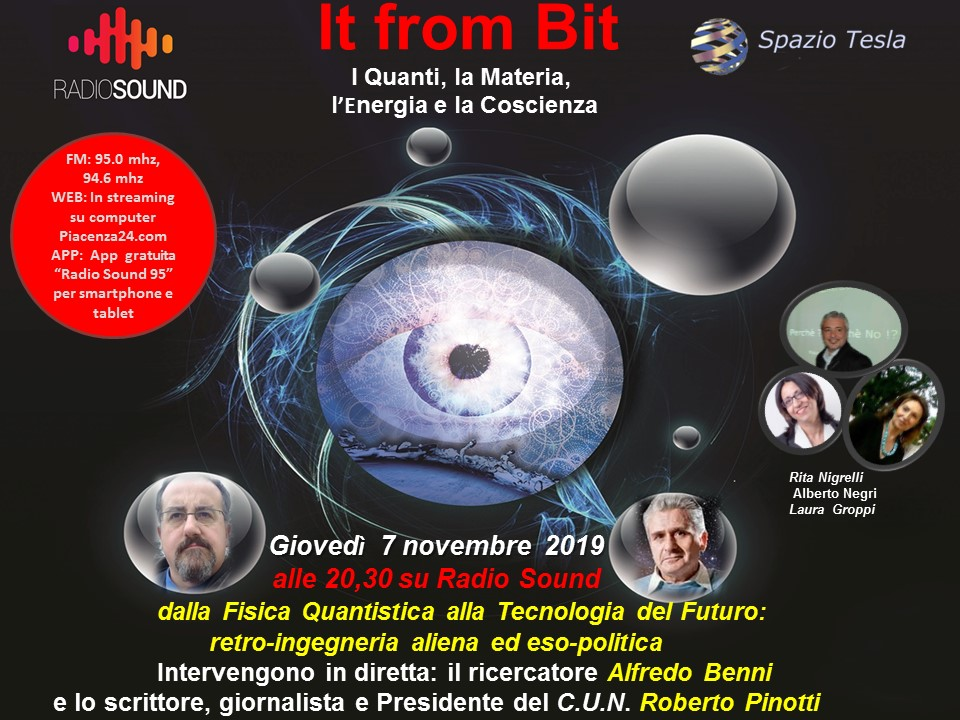 Locandina It from bit 7 novembre 2019