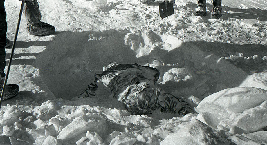 dyatlov pass incident body