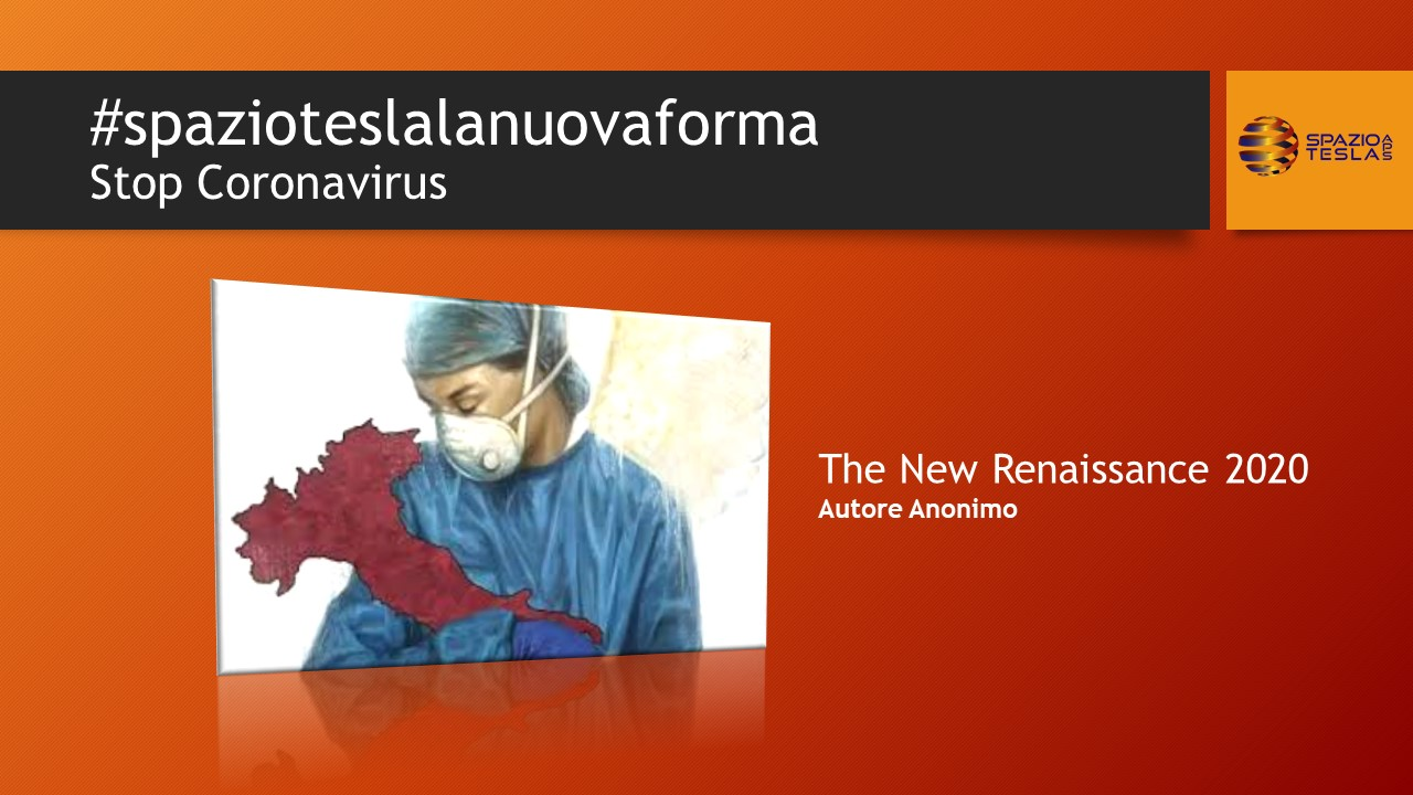 spazioteslalanuovaforma the new renaissance 2020
